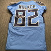 STS - Titans Delanie Walker Signed Game Used Jersey (11/10/19) Size 40