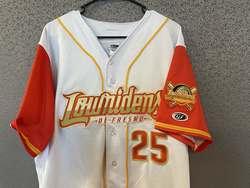 Photo of Luke Morgan Lowriders jersey