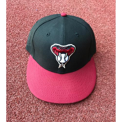 #12 Team-Issued Cap