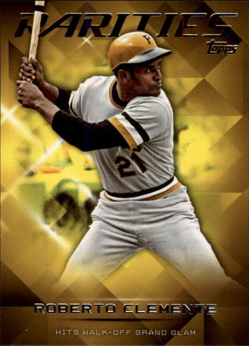 Photo of 2015 Topps Update Rarities #R5 Roberto Clemente