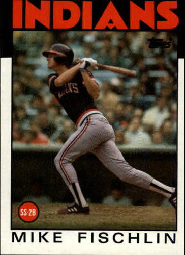 Photo of 1986 Topps #283 Mike Fischlin