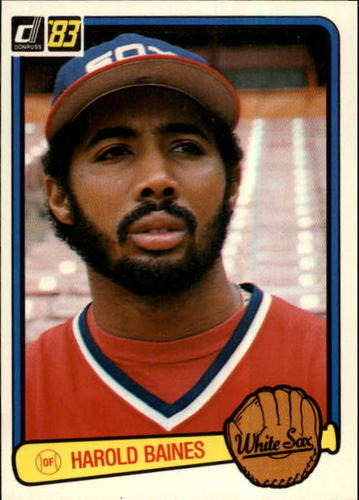 Photo of 1983 Donruss #143 Harold Baines