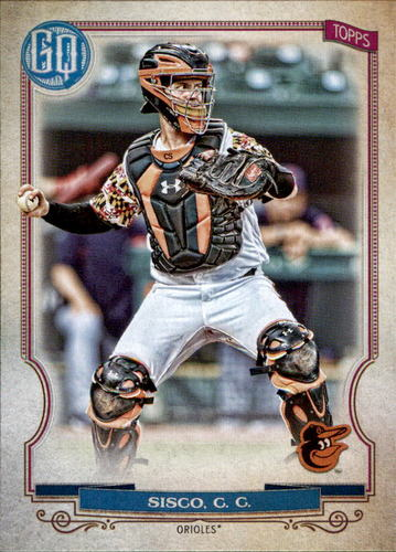 Photo of 2020 Topps Gypsy Queen #121 Chance Sisco