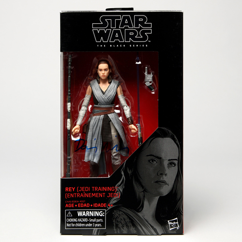 Daisy Ridley Action Figure