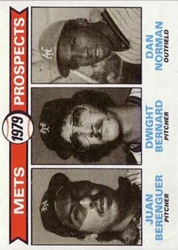Photo of 1979 Topps #721 Juan Berenguer RC/Dwight Bernard RC/Dan Norman RC