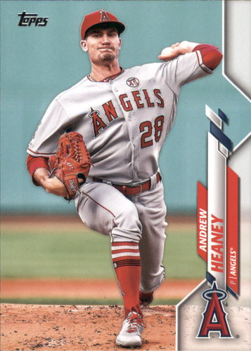 Photo of 2020 Topps #66 Andrew Heaney