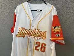 Photo of Robinson Hernandez Lowriders jersey
