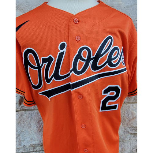 Photo of Orange Team Issued Jersey - Size 48