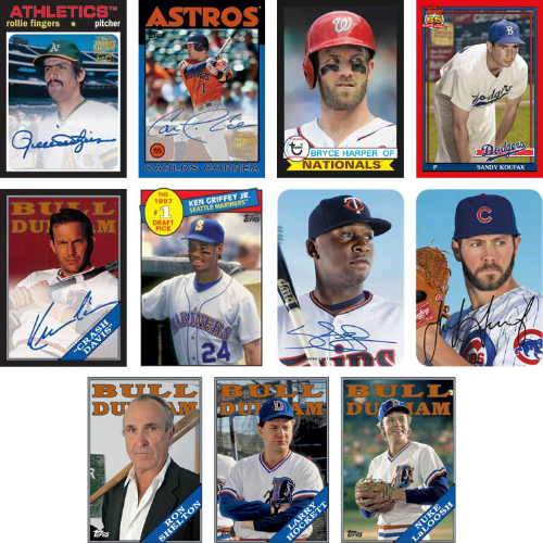Photo of 2016 Topps Archives Baseball Hobby Box