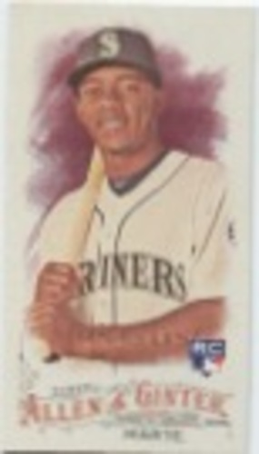 Photo of 2016 Topps Allen and Ginter Mini #49 Ketel Marte