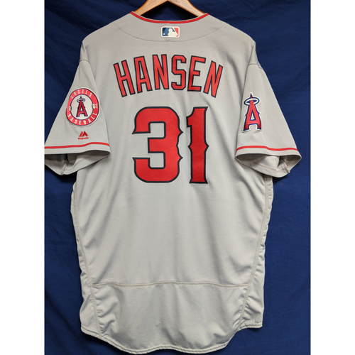 Photo of Dave Hansen Team-Issued Road Jersey