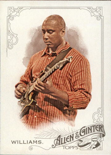 Photo of 2015 Topps Allen and Ginter #177 Bernie Williams