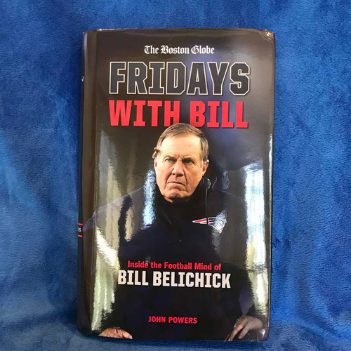 "Photo of UMPS CARE AUCTION: ""Fridays with Bill"" Signed by Author John Powers"