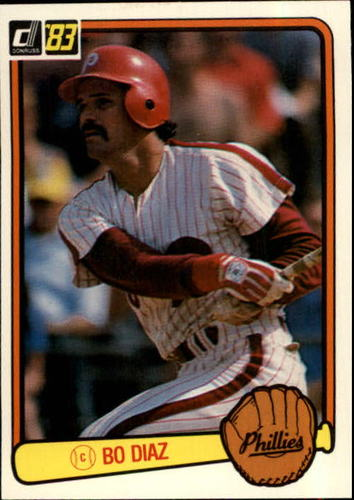 Photo of 1983 Donruss #147 Bo Diaz