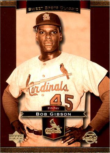 Photo of 2003 Sweet Spot Classics #88 Bob Gibson