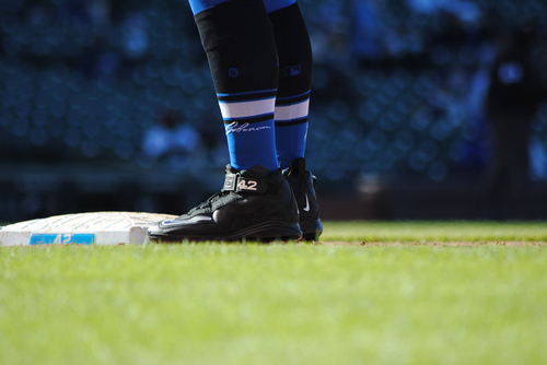 Photo of Joc Pederson Cleats - Size 12