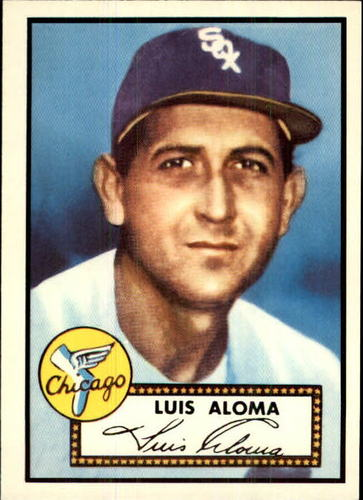 Photo of 1983 Topps 1952 Reprint #308 Luis Aloma