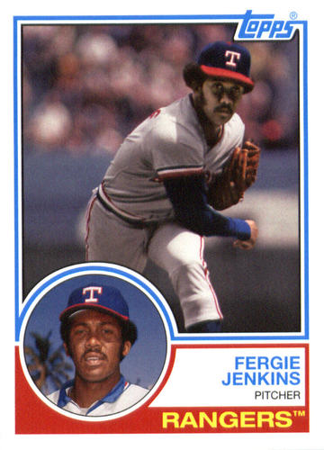 Photo of 2015 Topps Archives #207 Fergie Jenkins