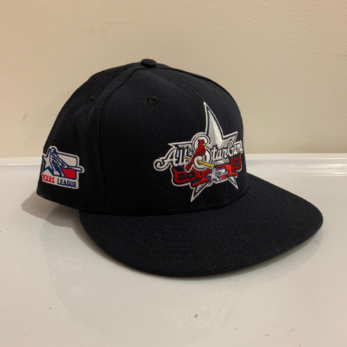 Photo of 2016 Texas League All Star Game -  Game Used Cap  - Connor Sadzeck (Texas Rangers) Size - 7 -1/8