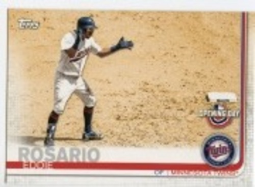Photo of 2019 Topps Opening Day #142 Eddie Rosario