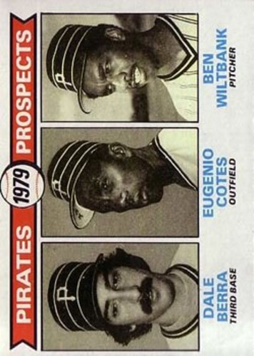Photo of 1979 Topps #723 Dale Berra RC/Eugenio Cotes RC/Ben Wiltbank RC