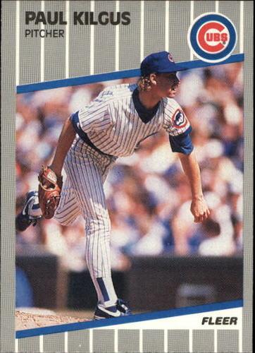 Photo of 1989 Fleer Update #76 Paul Kilgus