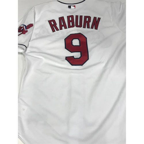 Photo of Ryan Raburn Team Issued 2013 Home Jersey