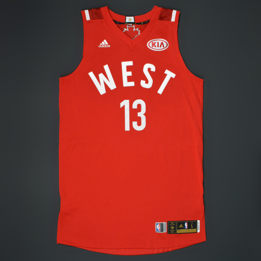 quality design 8c941 c45ac James Harden - 2016 NBA All-Star Game - Western Conference ...