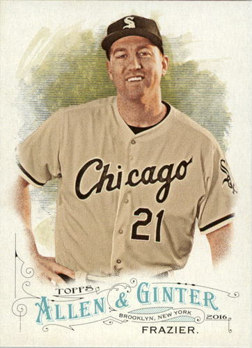 Photo of 2016 Topps Allen and Ginter #94 Todd Frazier