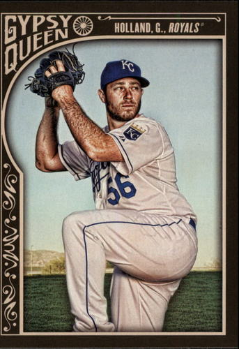 Photo of 2015 Topps Gypsy Queen #282 Greg Holland