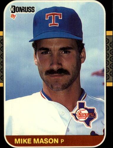 Photo of 1987 Donruss #284 Mike Mason