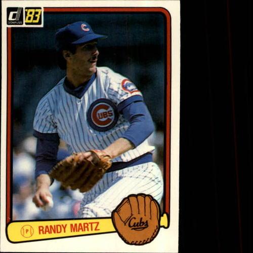 Photo of 1983 Donruss #151 Randy Martz