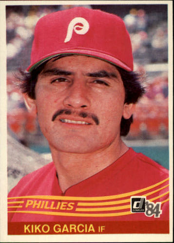 Photo of 1984 Donruss #545 Kiko Garcia