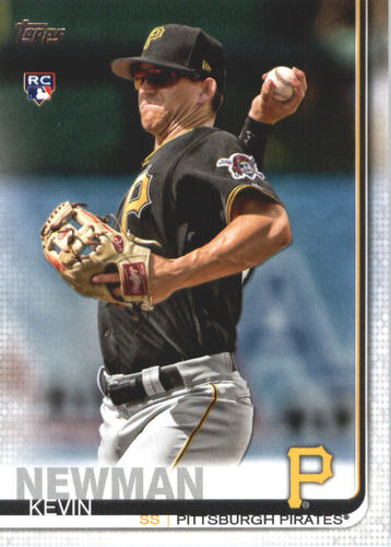 Photo of 2019 Topps #471 Kevin Newman RC