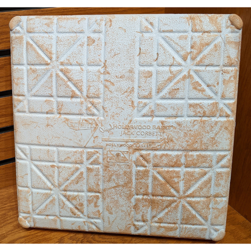 Photo of Red Sox vs. Royals August 5, 2019 Game Used 3rd Base