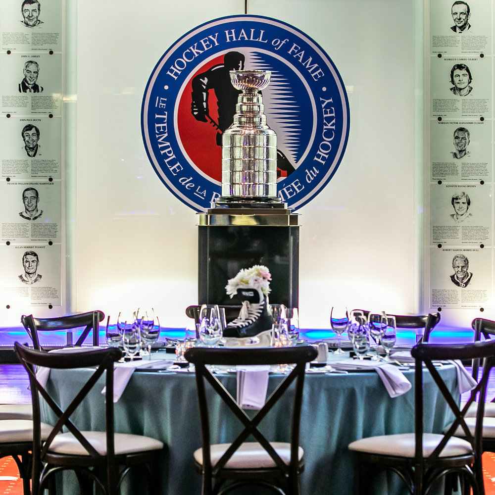 VIP Hockey Hall of Fame Private Dinner & Tour