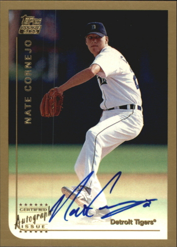 Photo of 1999 Topps Traded Autographs #T60 Nate Cornejo