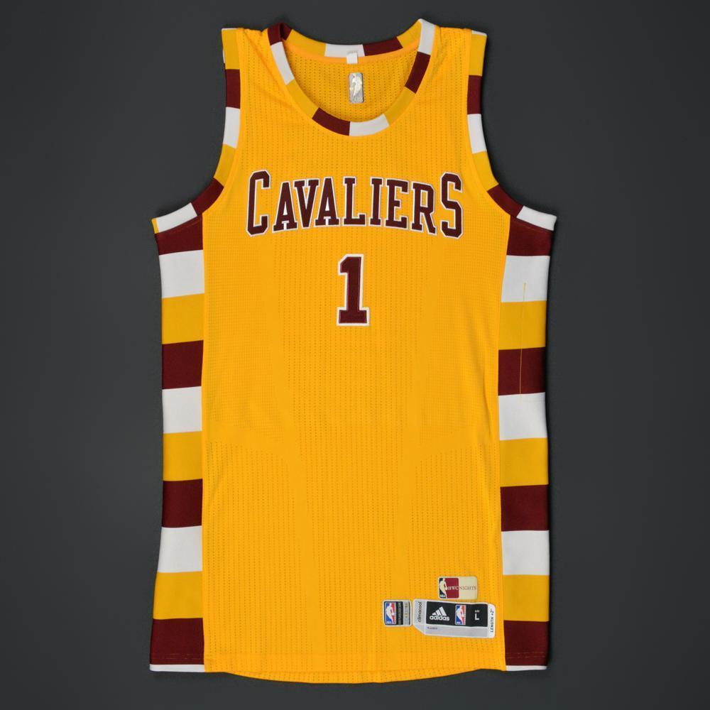James Jones - Cleveland Cavaliers - Game-Worn '1974-80 Hardwood ...