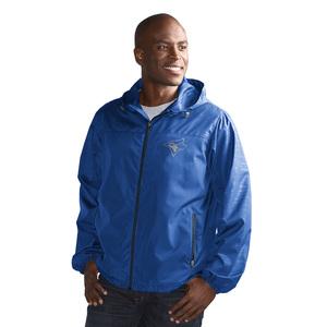 Toronto Blue Jays Equilibrium Full Zip Jacket by Glll