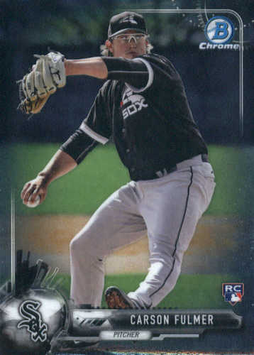 Photo of 2017 Bowman Chrome #43 Carson Fulmer RC