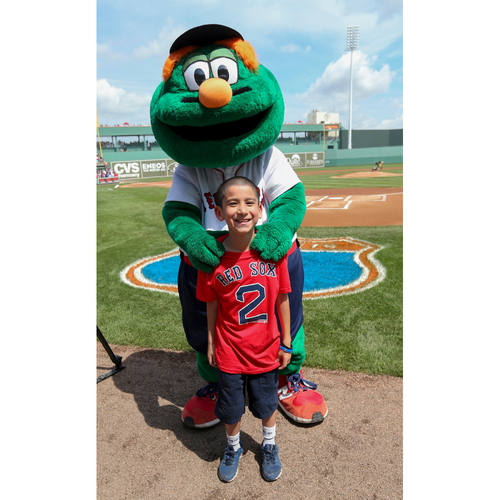Photo of Meet And Greet With Wally - Spring Training