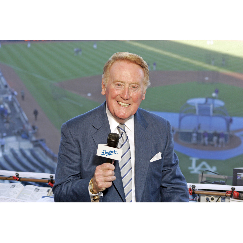 Private Meet & Greet and Luxury Suite Experience with Hall of Fame Broadcaster Vin Scully!