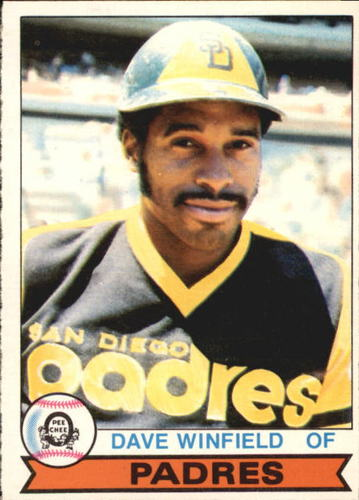 Photo of 1979 O-Pee-Chee #11 Dave Winfield