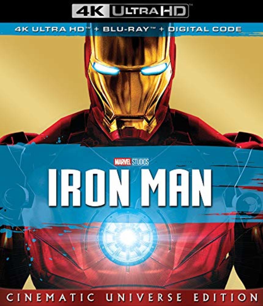 Photo of IRON MAN [Blu-ray]