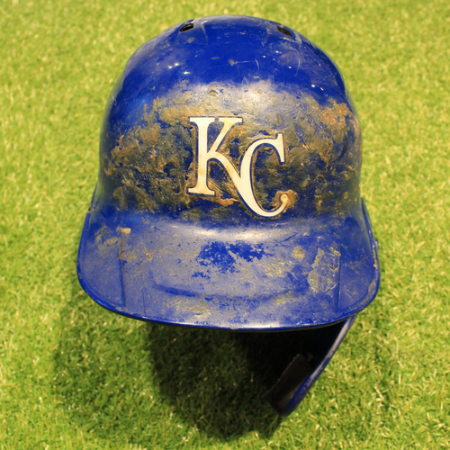 Photo of Team-Issued Helmet: Jorge Soler #12