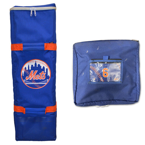 Photo of Jeff McNeil #6 - Team Issued Bat Bag - 2019 Season