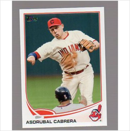 Photo of 2013 Topps #351 Asdrubal Cabrera