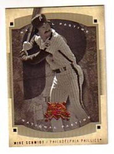 Photo of 2005 National Pastime #71 Mike Schmidt AI