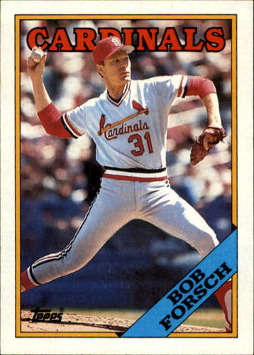 Photo of 1988 Topps #586 Bob Forsch