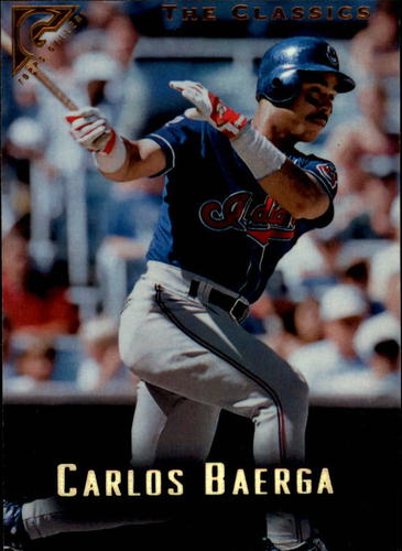 Photo of 1996 Topps Gallery #2 Carlos Baerga